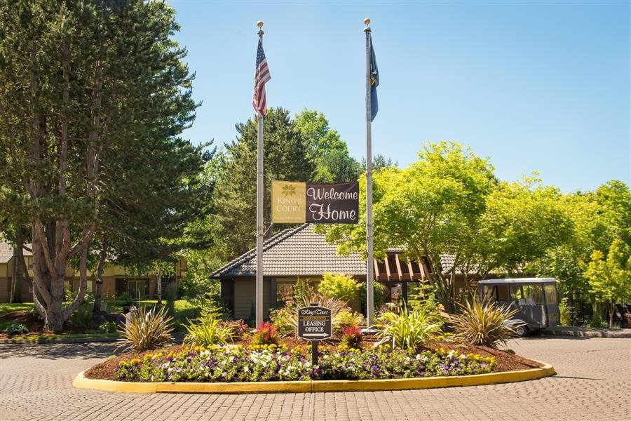 Kings Court Apartments - real estate agency  | Photo 6 of 10 | Address: 16300 SW Estuary Dr, Beaverton, OR 97006, USA | Phone: (844) 672-5187