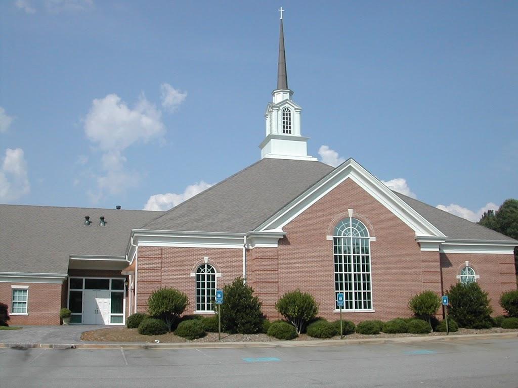 Fayette Presbyterian Church - church  | Photo 8 of 8 | Address: 791 Forrest Ave, Fayetteville, GA 30214, USA | Phone: (770) 461-7147