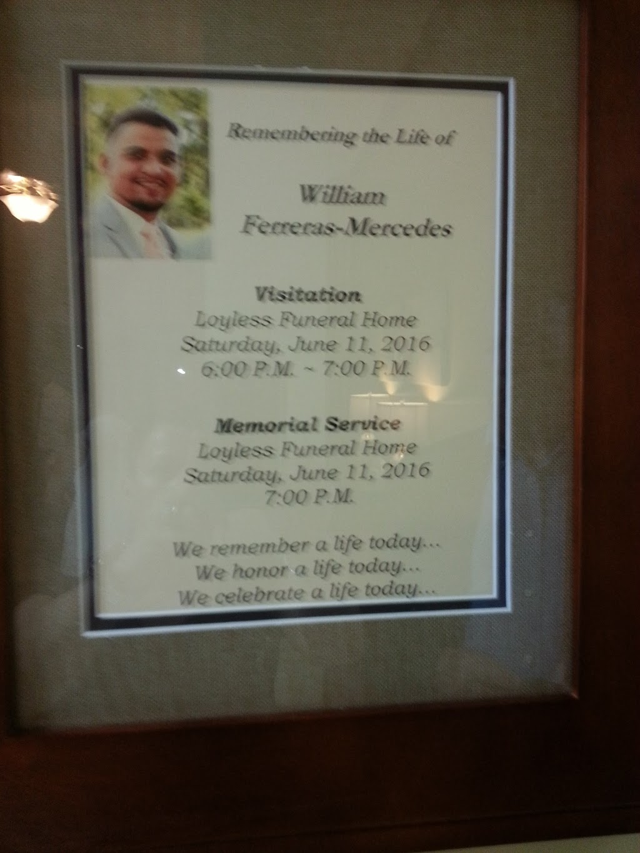 Loyless Funeral Homes - funeral home  | Photo 10 of 10 | Address: 5310 Land O Lakes Blvd, Land O Lakes, FL 34639, USA | Phone: (813) 279-8223