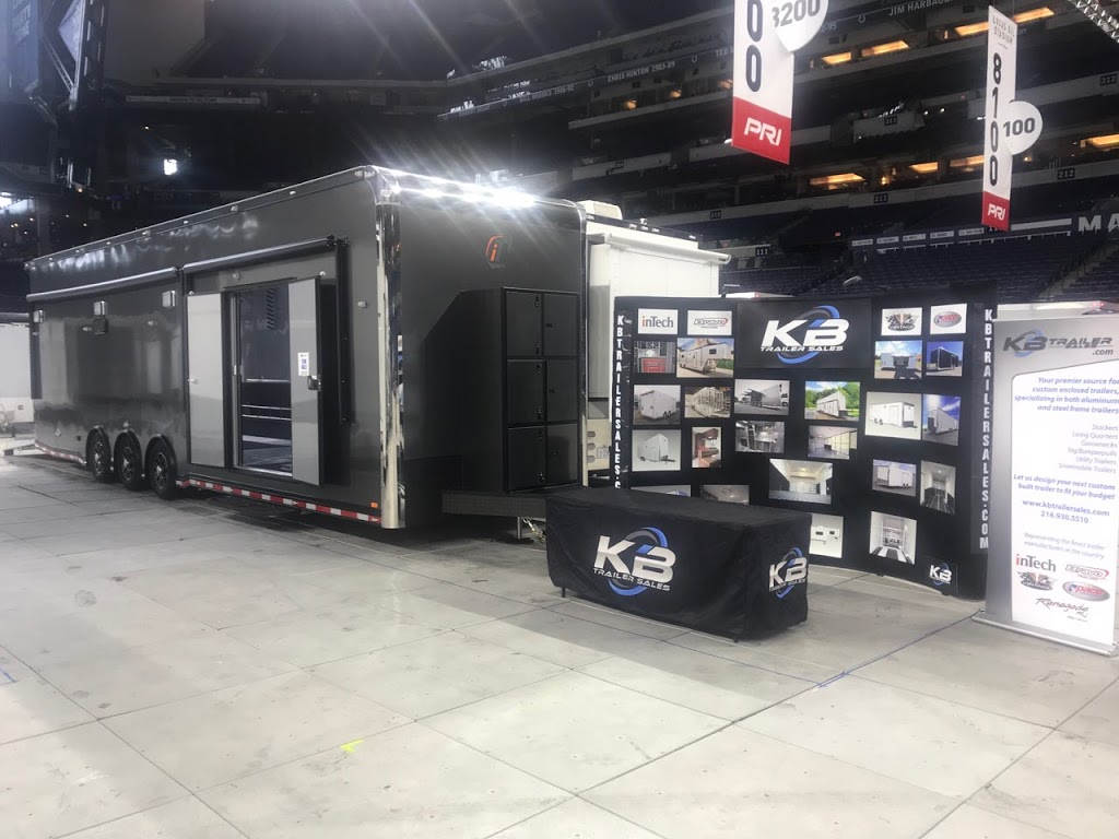 KB Trailer Sales - store  | Photo 2 of 8 | Address: 7670 Hub Pkwy, Cleveland, OH 44125, USA | Phone: (216) 930-5510