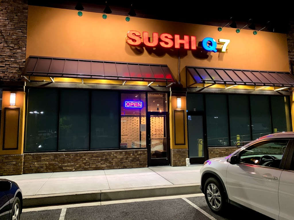 Sushi Q7 Jessup Laurel - restaurant    Photo 6 of 10   Address: 8530 Washington Blvd Unit 8&9, Jessup, MD 20794, USA   Phone: (240) 636-9909