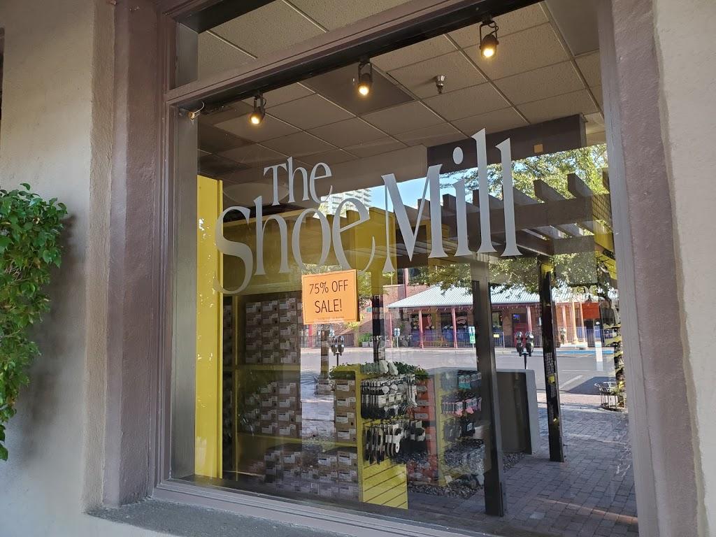 The Shoe Mill - shoe store  | Photo 1 of 7 | Address: 398 S Mill Ave #100, Tempe, AZ 85281, USA | Phone: (480) 966-3139