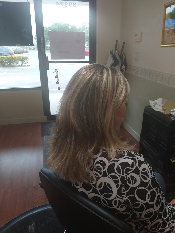 La Riviera Hair & Nail Salon - hair care  | Photo 10 of 10 | Address: 39324 US Hwy 19 N, Tarpon Springs, FL 34689, USA | Phone: (727) 784-1241