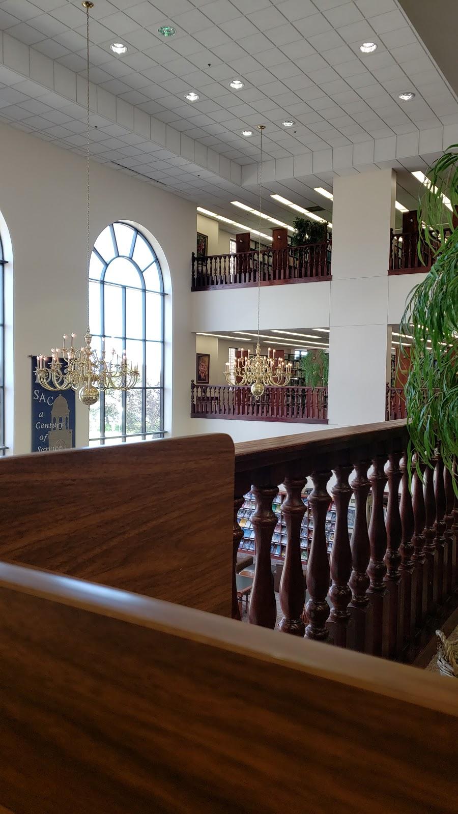 Chan Shun Centennial Library - library  | Photo 2 of 4 | Address: 101 W Magnolia St, Keene, TX 76059, USA | Phone: (817) 202-6242