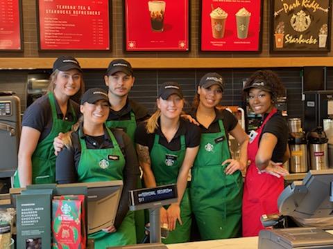 Starbucks - cafe  | Photo 4 of 4 | Address: 1900 S Cumberland Ave, Park Ridge, IL 60068, USA | Phone: (847) 696-2360