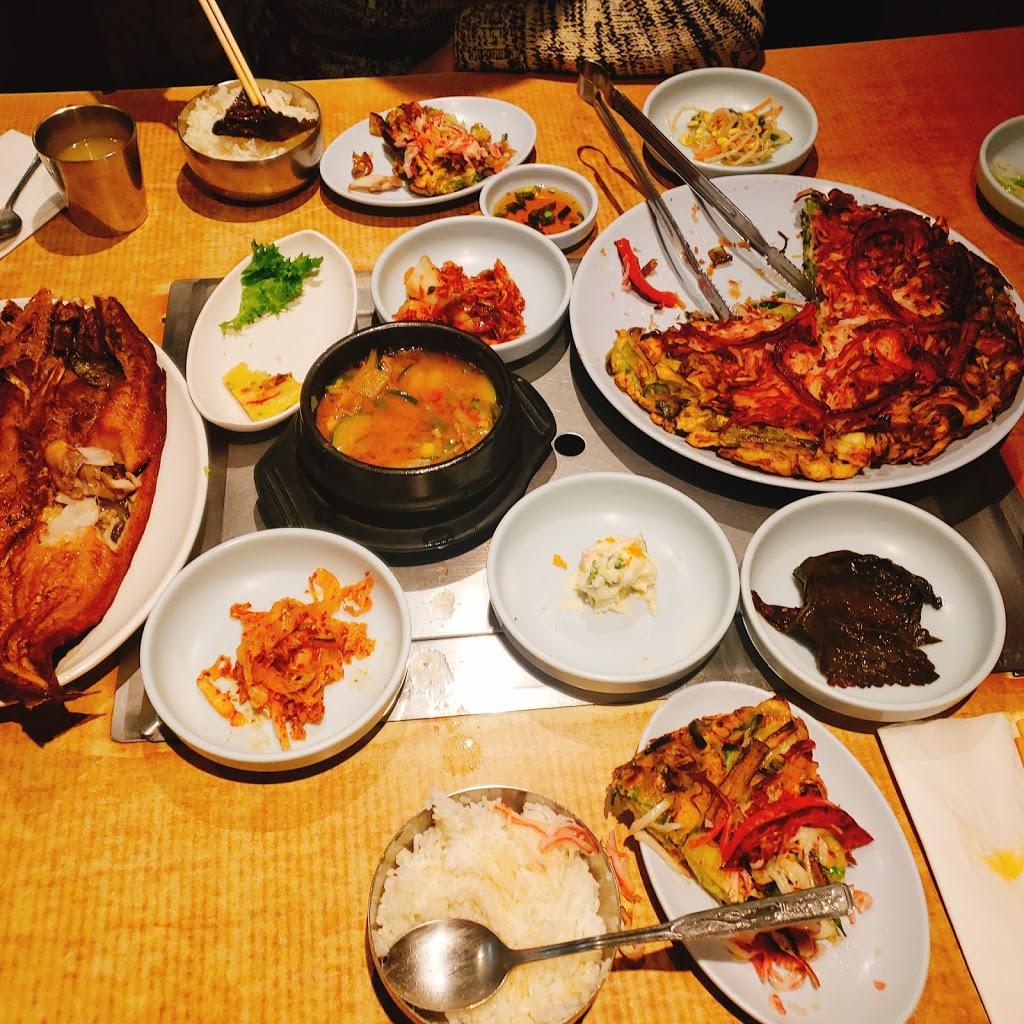 Mo Ran Gak Restaurant - restaurant  | Photo 10 of 10 | Address: 9651 Garden Grove Blvd, Garden Grove, CA 92844, USA | Phone: (714) 638-1177