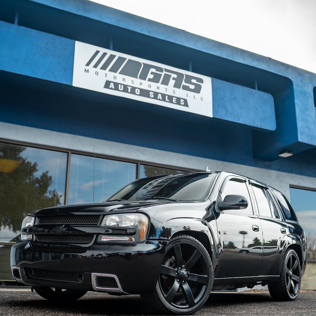 Gas Motorsports llc - car dealer    Photo 2 of 10   Address: 2800 E Van Buren St, Phoenix, AZ 85008, USA   Phone: (602) 621-1113