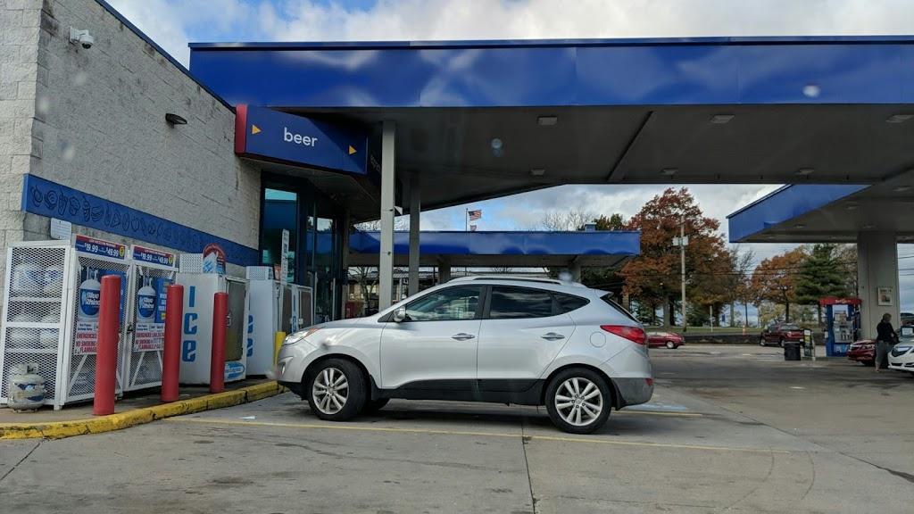 GetGo Gas Station & WetGo Car Wash - gas station    Photo 1 of 10   Address: 1001 Lebanon Rd, West Mifflin, PA 15122, USA   Phone: (412) 461-2114