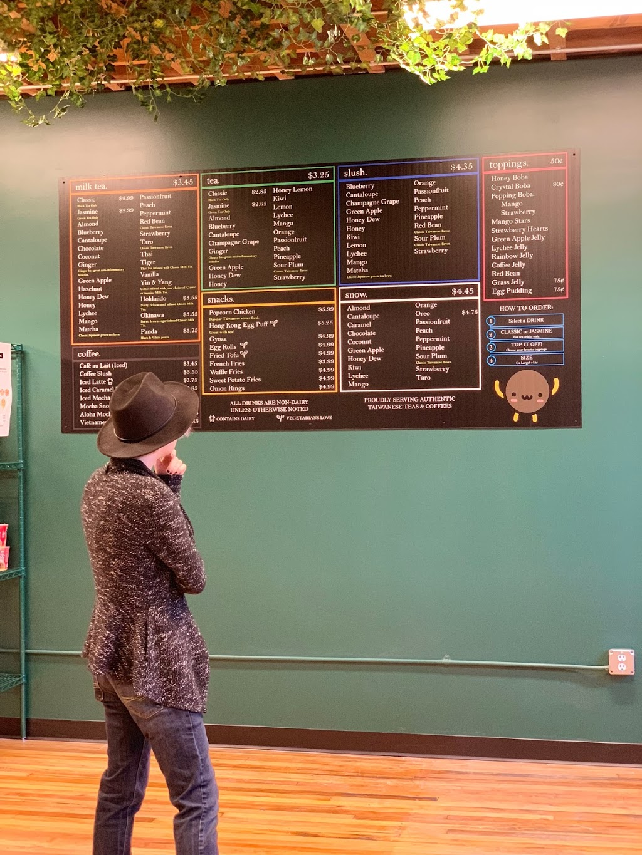 Quickly Tea House - cafe  | Photo 5 of 10 | Address: 2604A Hillsborough Rd, Durham, NC 27705, USA | Phone: (984) 888-0137