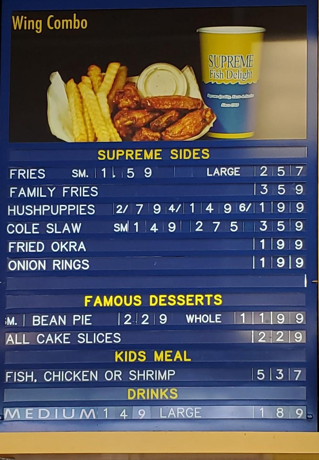 Supreme Fish Delight - restaurant  | Photo 7 of 10 | Address: 3037 Panola Rd, Stonecrest, GA 30038, USA | Phone: (770) 987-3242