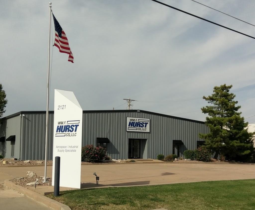 Wm. F. Hurst Co., LLC - store    Photo 4 of 10   Address: 2121 Southwest Blvd, Wichita, KS 67213, USA   Phone: (316) 942-7474