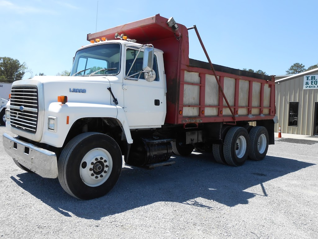 T.R. Truck & Equipment, Inc. - moving company    Photo 6 of 10   Address: 9935 US-411, Odenville, AL 35120, USA   Phone: (205) 640-0004
