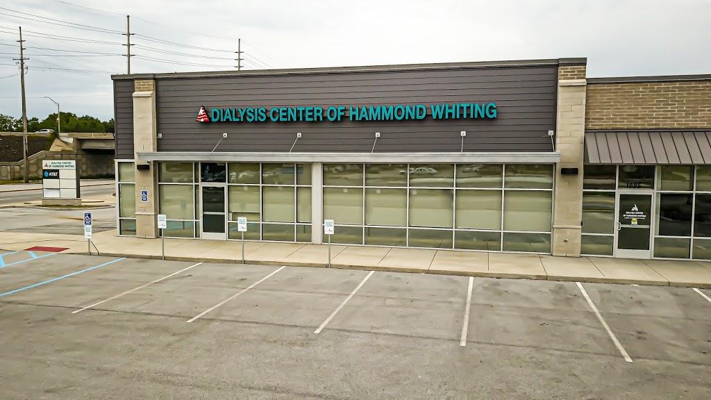 ARA-The Dialysis Center of Hammond-Whiting - health  | Photo 1 of 2 | Address: 1005 5th Ave, Hammond, IN 46320, USA | Phone: (219) 473-0720