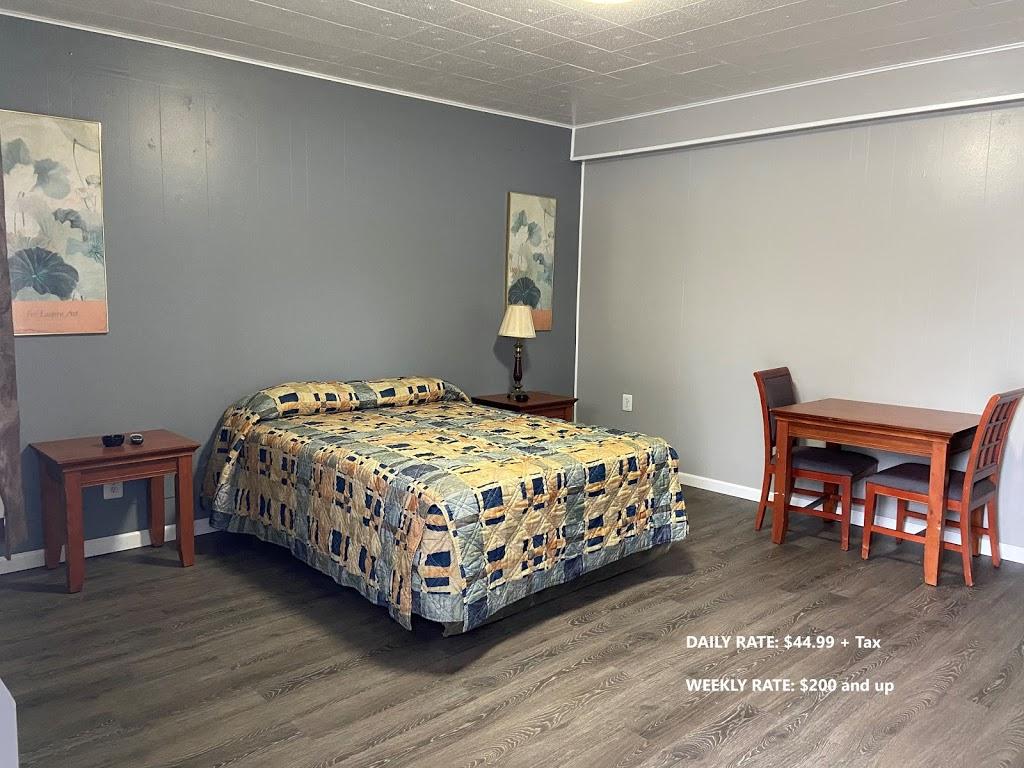 Ruth Motel - lodging  | Photo 2 of 6 | Address: 35425 Jefferson Ave, Harrison Charter Township, MI 48045, USA | Phone: (586) 791-2300