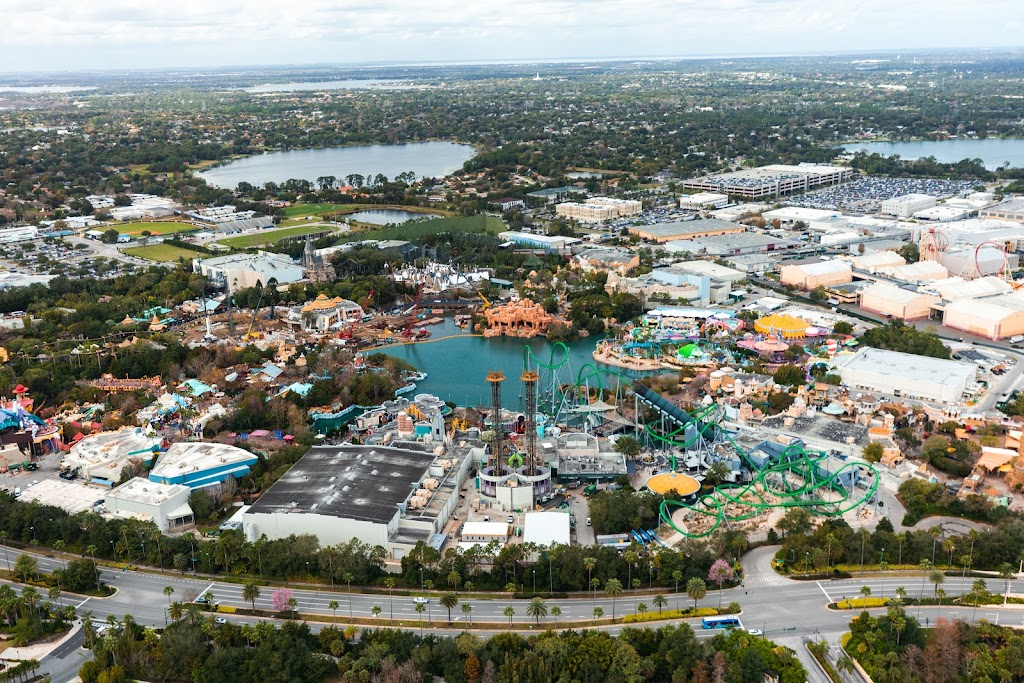 Air Force Fun Helicopter Tours - airport  | Photo 6 of 10 | Address: 12211 Regency Village Dr #13, Orlando, FL 32821, USA | Phone: (407) 842-1446