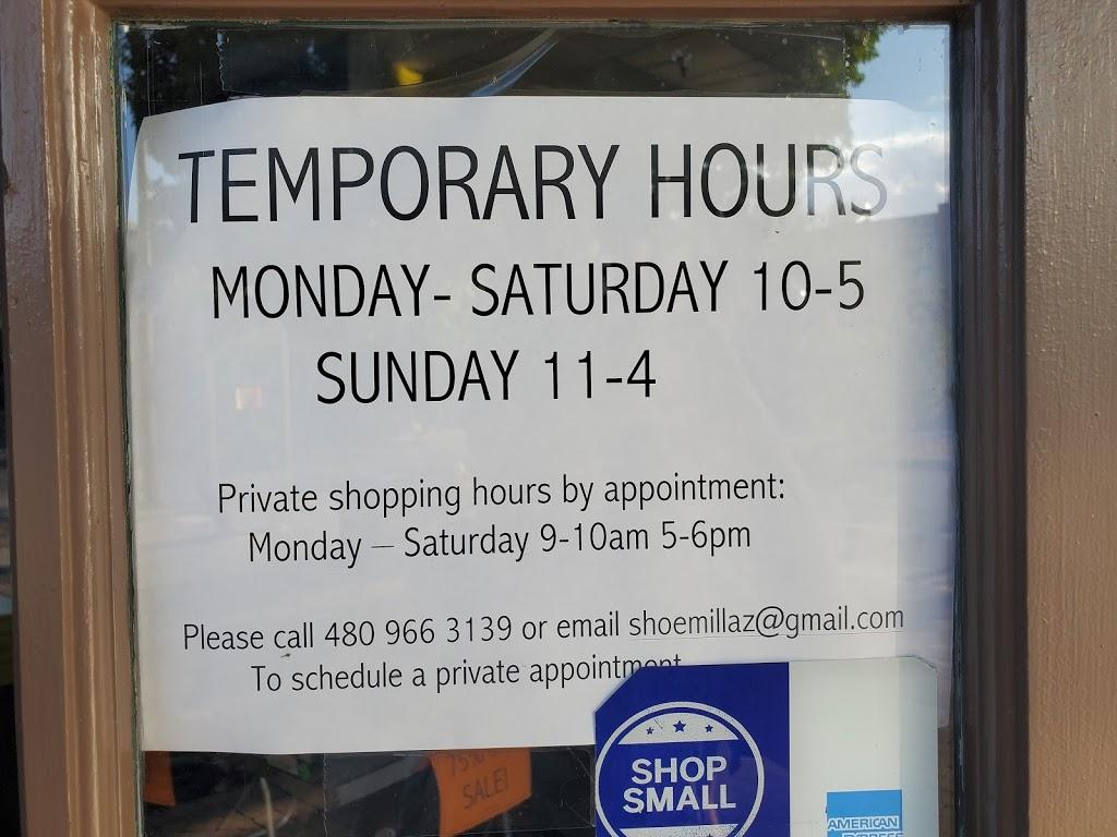 The Shoe Mill - shoe store  | Photo 7 of 7 | Address: 398 S Mill Ave #100, Tempe, AZ 85281, USA | Phone: (480) 966-3139