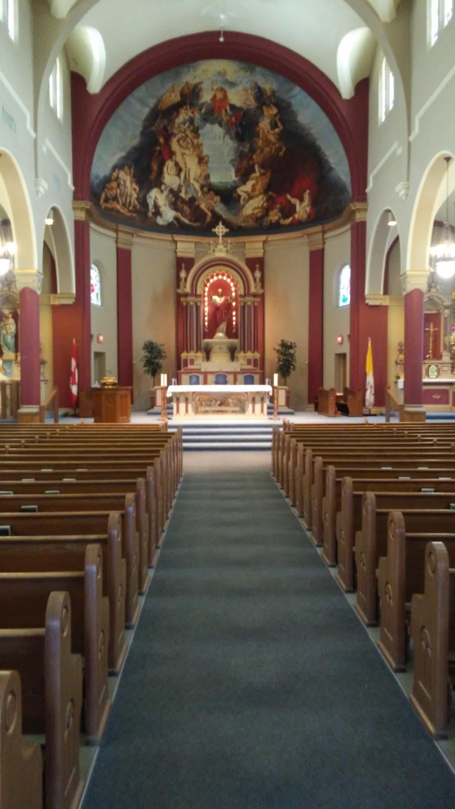 Sacred Heart Church - church    Photo 6 of 7   Address: 1425 Divine St, LaSalle, ON N9J 0C5, Canada   Phone: (519) 734-7512
