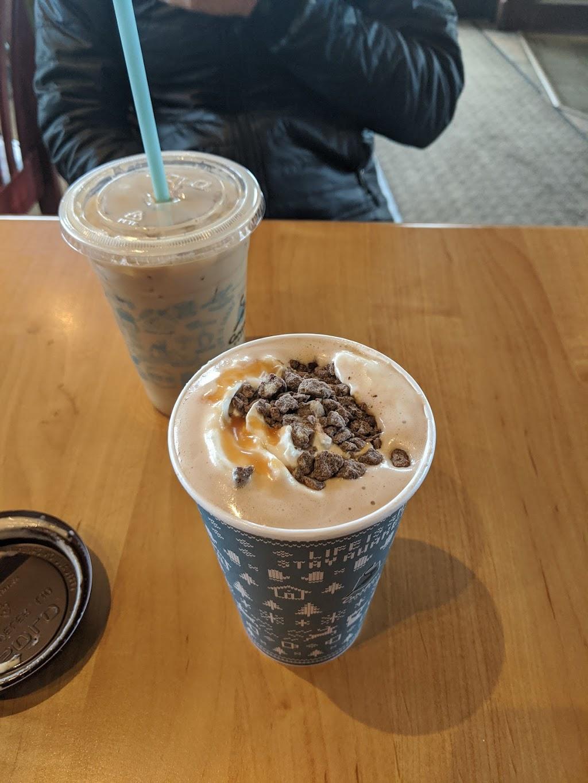 Caribou Coffee - cafe  | Photo 7 of 10 | Address: 10611 Westminster Blvd, Westminster, CO 80020, USA | Phone: (303) 635-8030