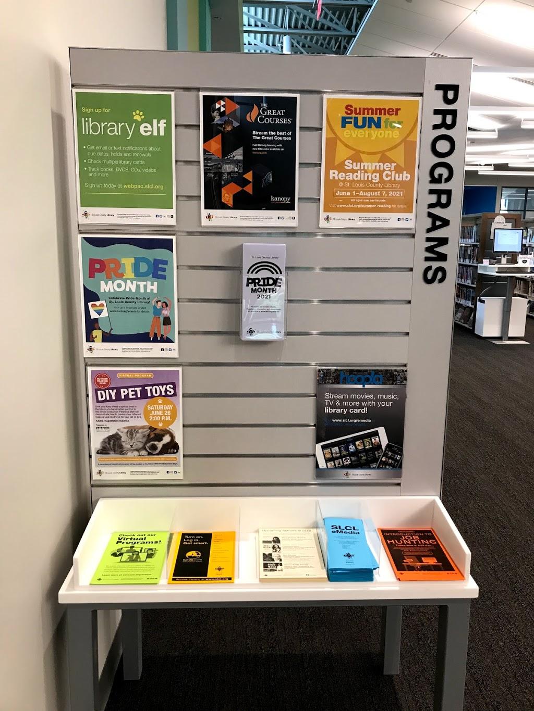 St. Louis County Library–Meramec Valley Branch - library  | Photo 9 of 10 | Address: 1501 San Simeon Way, Fenton, MO 63026, USA | Phone: (314) 994-3300