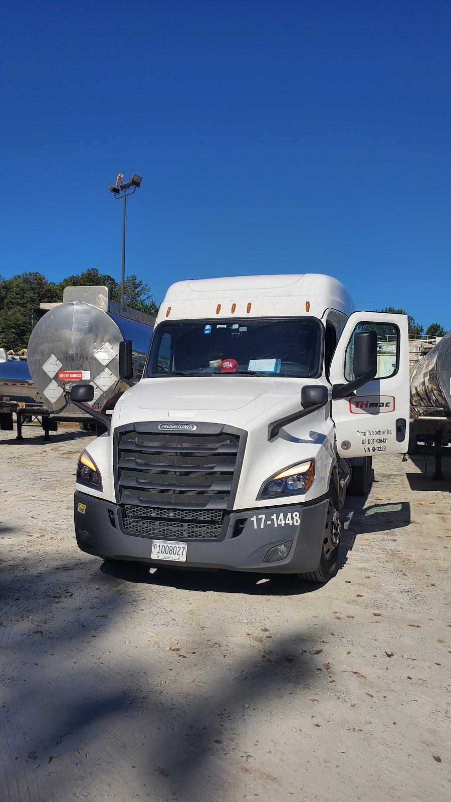 Trimac Transportation - moving company    Photo 8 of 10   Address: 6800 McLarin Rd, Fairburn, GA 30213, USA   Phone: (770) 969-9177