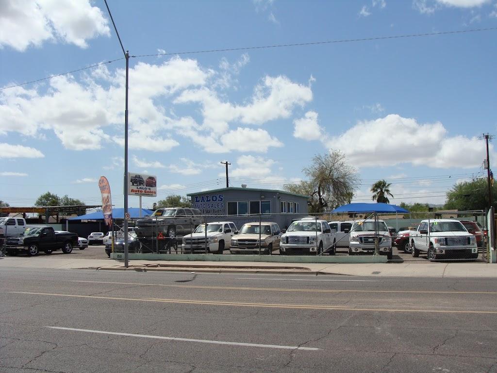 Lalos Auto Sales - car dealer    Photo 10 of 10   Address: 1521 E Van Buren St, Phoenix, AZ 85006, USA   Phone: (602) 253-9061