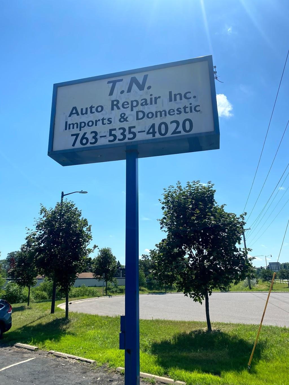 TN Auto Repair Inc - car repair  | Photo 3 of 6 | Address: 6400 Lakeland Ave N, Minneapolis, MN 55428, USA | Phone: (763) 535-4020