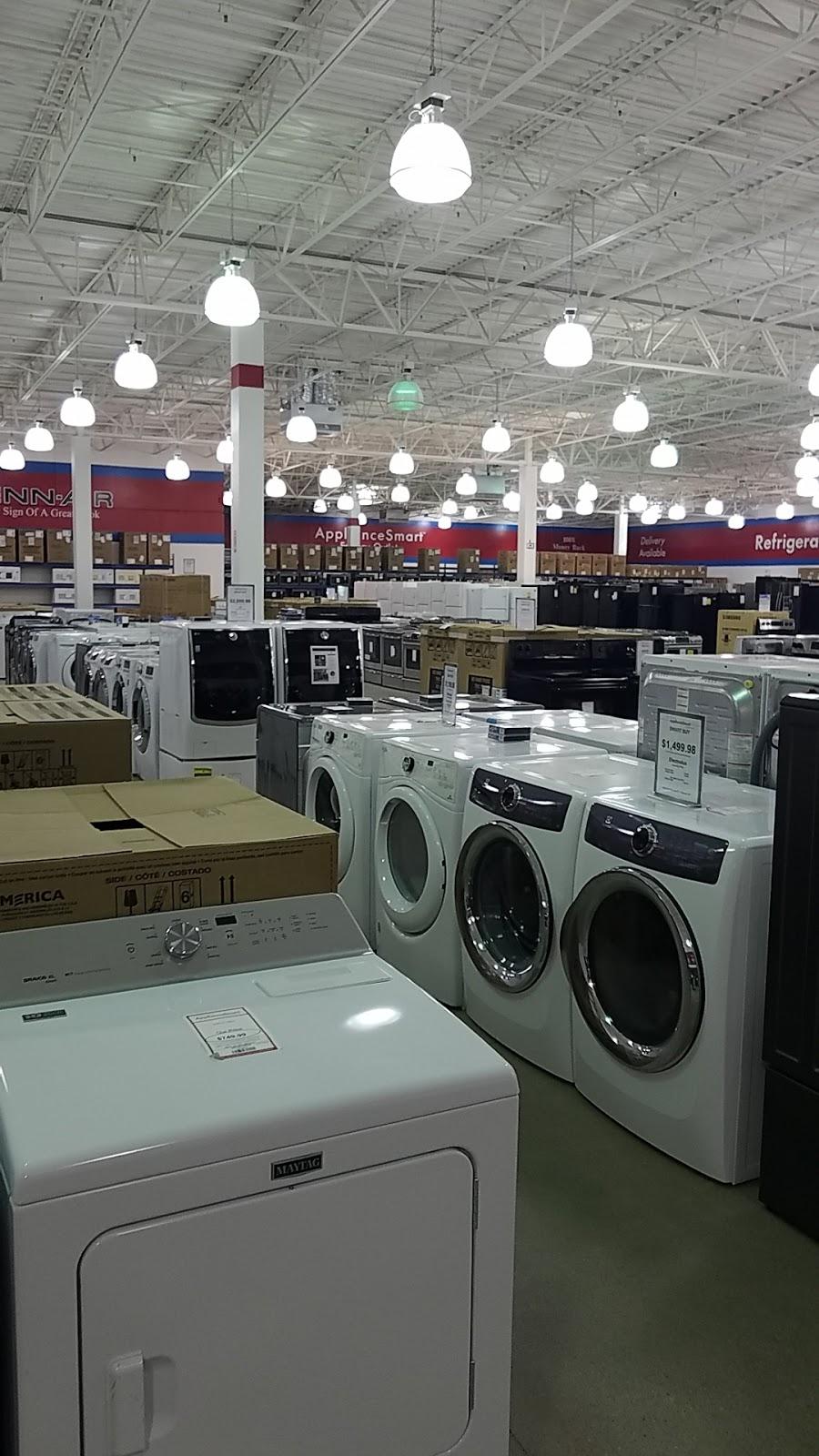 ApplianceSmart - home goods store    Photo 8 of 10   Address: 6080 E Main St, Columbus, OH 43213, USA   Phone: (614) 816-2994