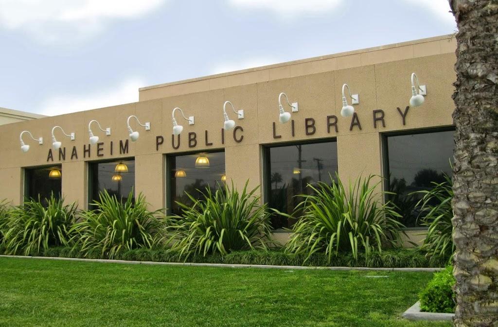 Haskett Branch - library    Photo 2 of 10   Address: 2650 W Broadway, Anaheim, CA 92804, USA   Phone: (714) 765-5075