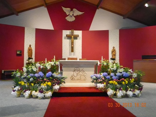 Queen of Peace Parish - church  | Photo 8 of 10 | Address: 2550 Millville Ave, Hamilton, OH 45013, USA | Phone: (513) 863-4344