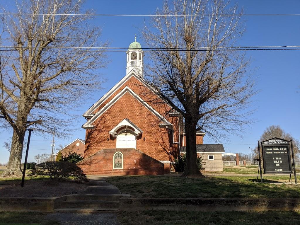 Enterprise Moravian Church - church    Photo 2 of 2   Address: 2733 Enterprise Rd, Lexington, NC 27295, USA   Phone: (336) 764-1281