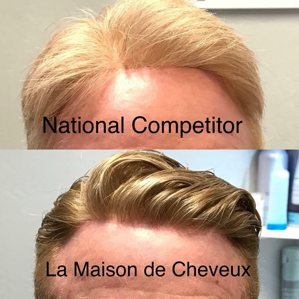 La Maison de Cheveux LLC - hair care  | Photo 4 of 4 | Address: 19805 N 51st Ave Suite 15, Glendale, AZ 85308, USA | Phone: (602) 740-4049