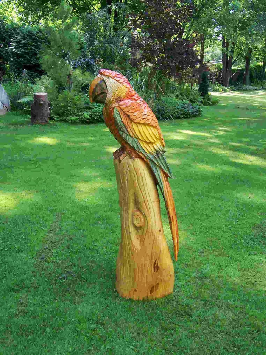 Carvings by Scott - art gallery    Photo 10 of 10   Address: 31570 Sikon St, New Baltimore, MI 48047, USA   Phone: (586) 212-7268