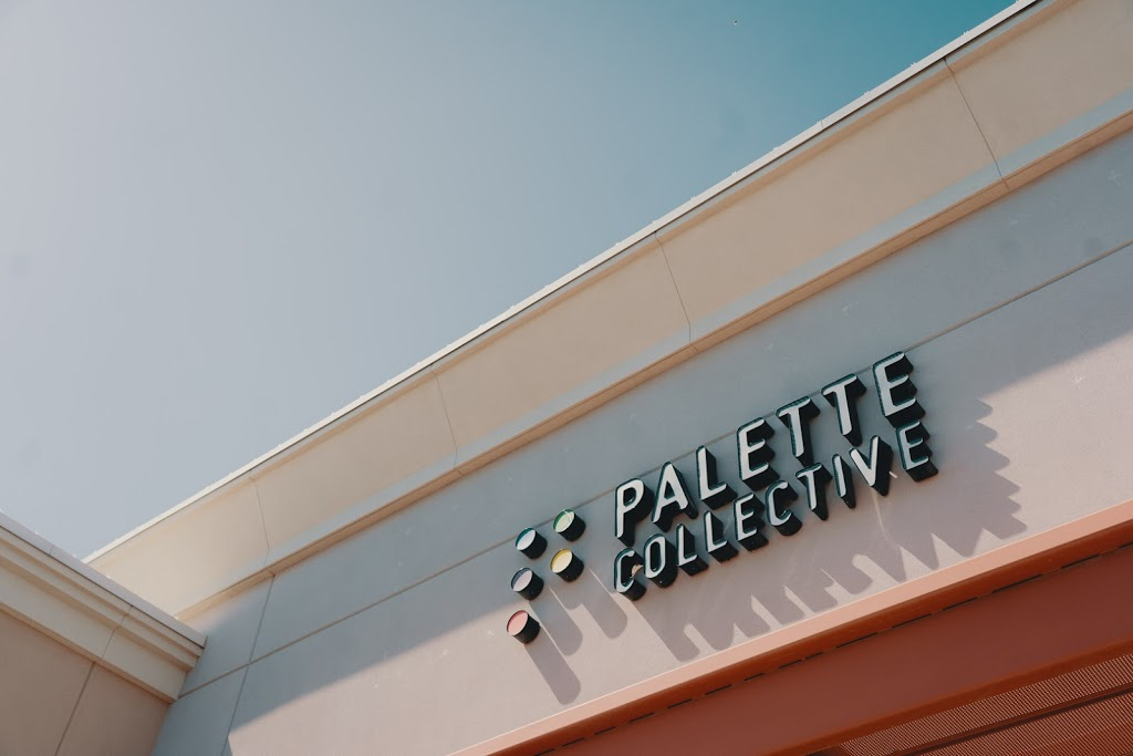 Palette Collective Coffee & Co-Retail - cafe    Photo 9 of 10   Address: 2100 S Gilbert Rd #22, Chandler, AZ 85286, USA   Phone: (602) 575-0600