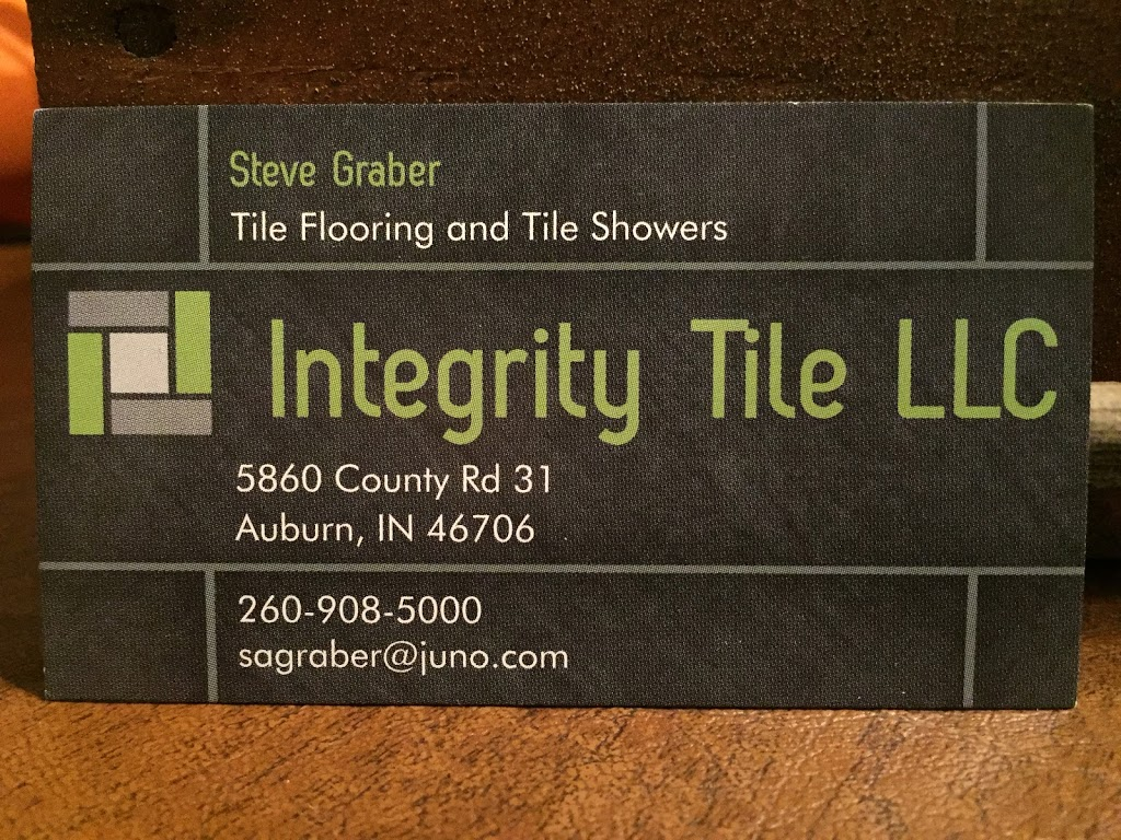 Integrity Tile, LLC - home goods store  | Photo 1 of 10 | Address: 5860 Co Rd 31, Auburn, IN 46706, USA | Phone: (260) 908-5000