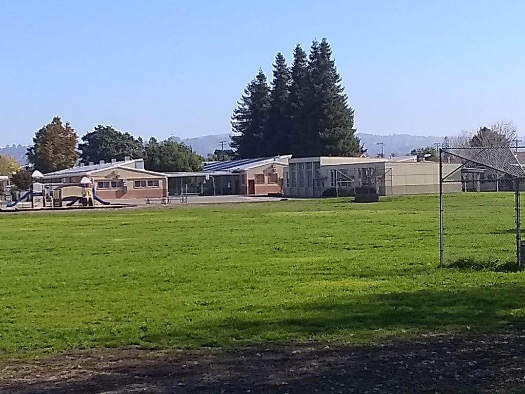 Colonial Acres Elementary School - school  | Photo 1 of 1 | Address: 17115 Meekland Ave, Hayward, CA 94541, USA | Phone: (510) 317-4500