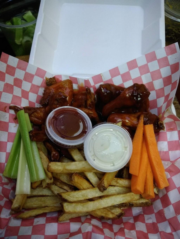 Alitas Y Boneless Los Guapos - meal takeaway  | Photo 1 of 5 | Address: Calle Hacienda el Encanto 9934, Col. Medanos, Cd Juárez, Chih., Mexico | Phone: 656 201 8382