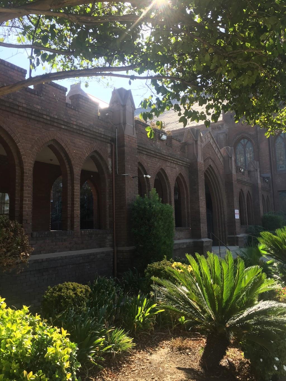 Pilgrim Congregational Church - church  | Photo 7 of 10 | Address: 600 N Garey Ave, Pomona, CA 91767, USA | Phone: (909) 622-1373