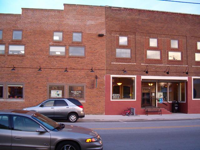 Roanoke Public Library - library    Photo 1 of 1   Address: 314 N Main St #120, Roanoke, IN 46783, USA   Phone: (260) 672-2989