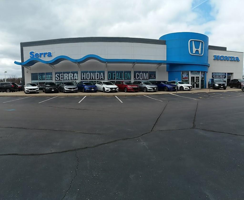 Serra Honda OFallon - car dealer  | Photo 8 of 10 | Address: 1268 Central Park Dr, OFallon, IL 62269, USA | Phone: (618) 622-0588
