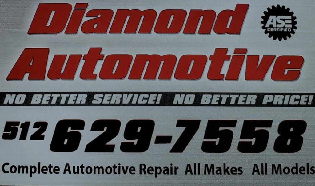 Diamond Automotive - car repair    Photo 5 of 5   Address: 3080 Kyle Crossing STE 4, Kyle, TX 78640, USA   Phone: (512) 629-7558