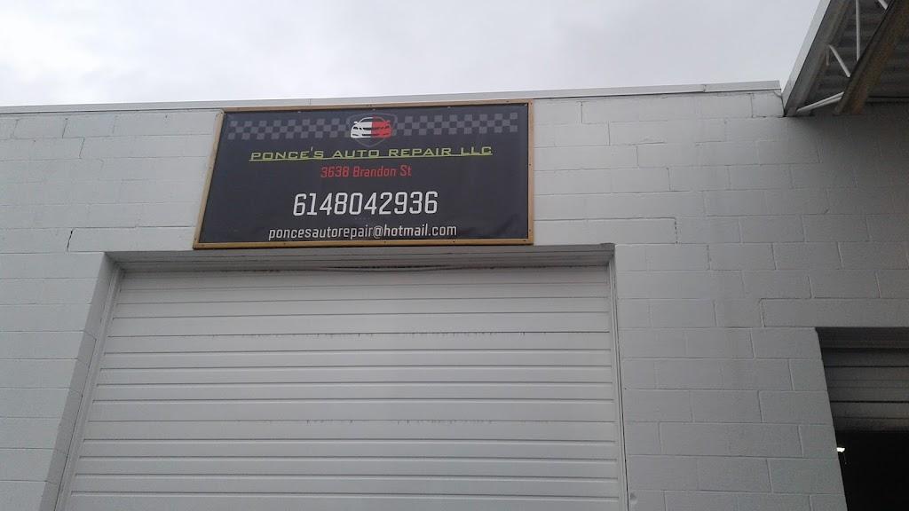 Ponces Auto Repair - car repair  | Photo 1 of 1 | Address: 3638 Brandon St, Columbus, OH 43224, USA | Phone: (614) 804-2936