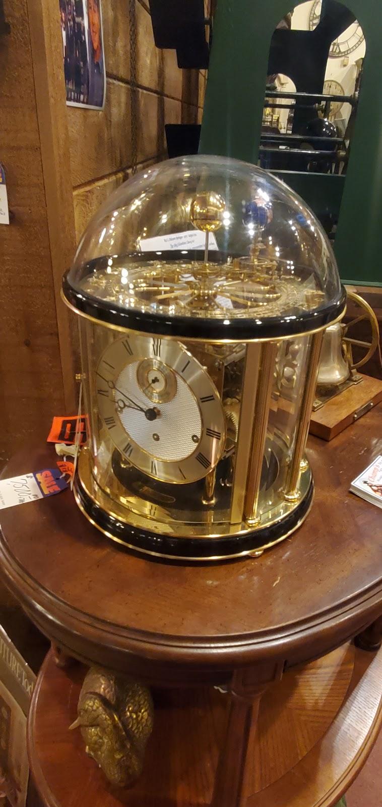 Champs Clock Shop - museum    Photo 5 of 10   Address: 3834 King Dr, Douglasville, GA 30135, USA   Phone: (770) 942-2128