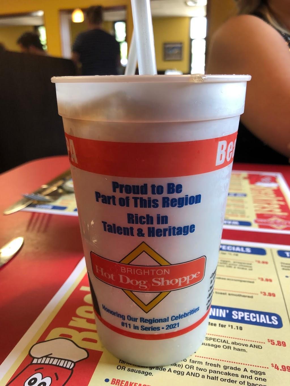 Brighton Hot Dog Shoppe - restaurant  | Photo 6 of 10 | Address: 224 State Ave, Beaver, PA 15009, USA | Phone: (724) 728-6622
