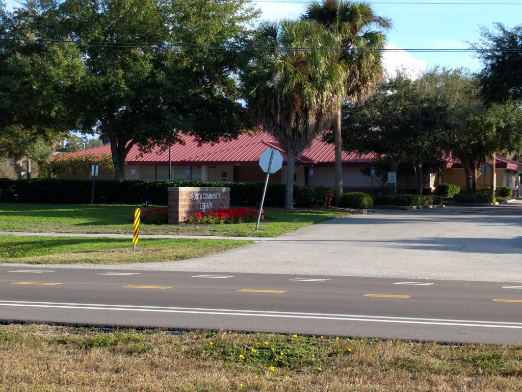 South Community Library - library  | Photo 1 of 4 | Address: 2300 Roy Hanna Dr S, St. Petersburg, FL 33712, USA | Phone: (727) 893-7244