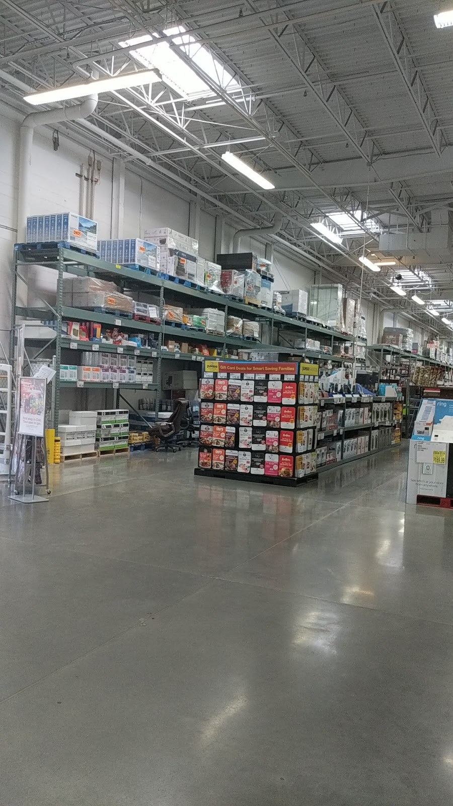 BJs Wholesale Club - gas station  | Photo 2 of 10 | Address: 8811 Brier Creek Pkwy, Raleigh, NC 27617, USA | Phone: (919) 806-5000