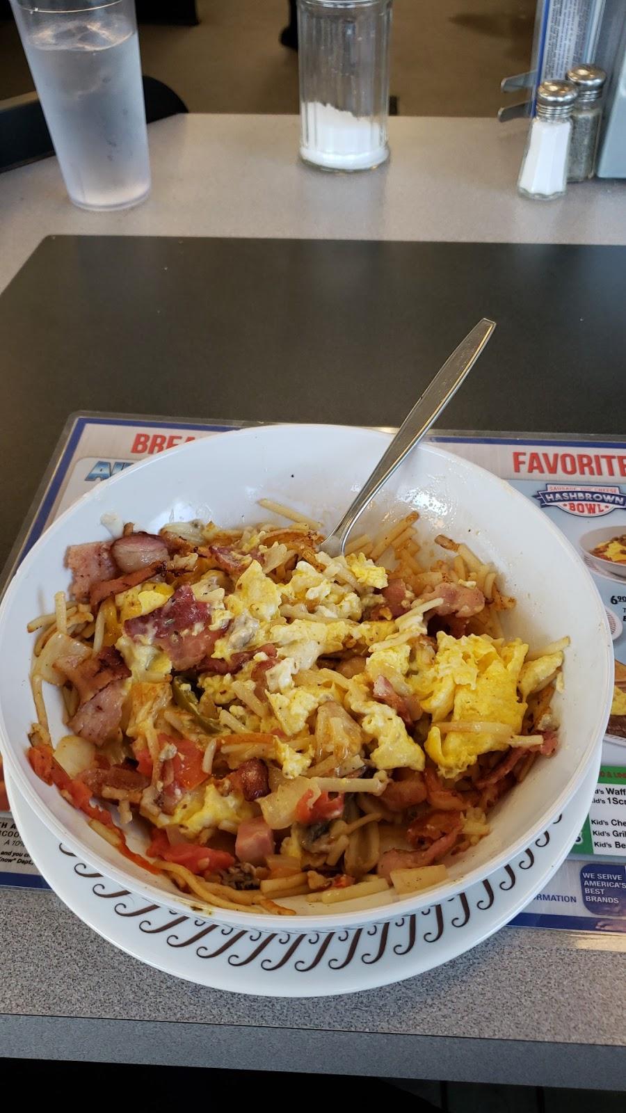 Waffle House - meal takeaway  | Photo 10 of 10 | Address: 195 Eagles Landing Pkwy, Stockbridge, GA 30281, USA | Phone: (470) 364-4119