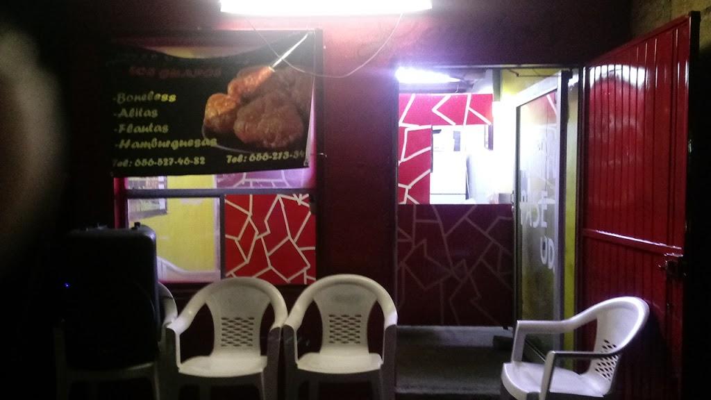 Alitas Y Boneless Los Guapos - meal takeaway  | Photo 5 of 5 | Address: Calle Hacienda el Encanto 9934, Col. Medanos, Cd Juárez, Chih., Mexico | Phone: 656 201 8382