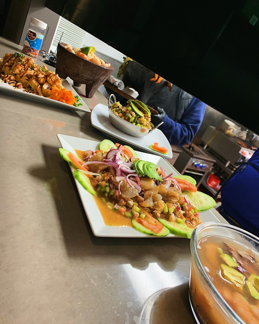 Mariscos 701 - restaurant  | Photo 10 of 10 | Address: 1648-C, Indian Hill Blvd, Pomona, CA 91767, USA | Phone: (909) 399-9393