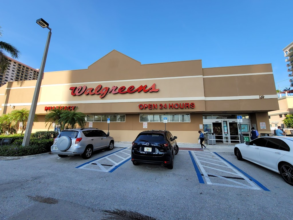 Walgreens Pharmacy - pharmacy  | Photo 1 of 5 | Address: 17534 Collins Ave, Sunny Isles Beach, FL 33160, USA | Phone: (305) 935-5578