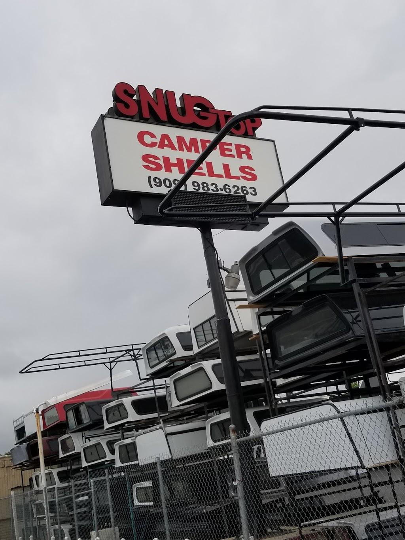 SNUGTOP California Camper Shells - car repair    Photo 5 of 10   Address: 828 W Holt Blvd, Ontario, CA 91762, USA   Phone: (909) 983-6263